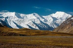 Pamir Mountains, Osh Region, Kyrgyzstan