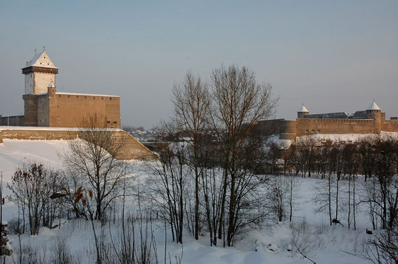 Hermann Castle, Narva, Estonia