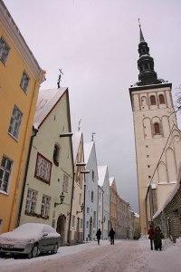 Old City, Tallinn, Estonia