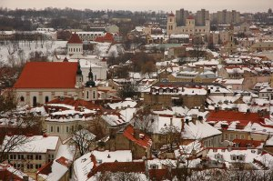 Old City, Vilnius, Lithuania