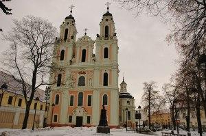 St. Catherine Church, Vilnius, Lithuania