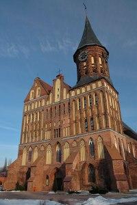 Königsberg Cathedral, Kaliningrad, Kaliningrad Region, Russia