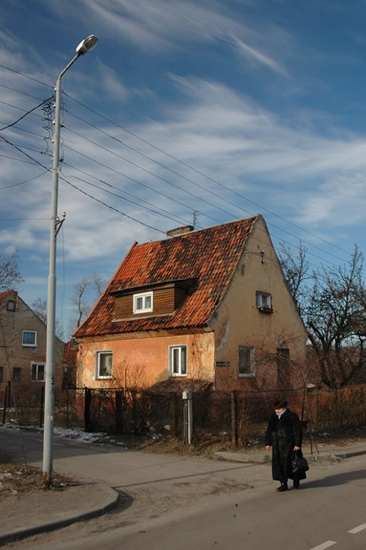 German House, Baltiysk, Kaliningrad Region, Russia