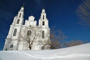 St. Sophia Cathedral, Polatsk, Vitsebsk Region, Belarus