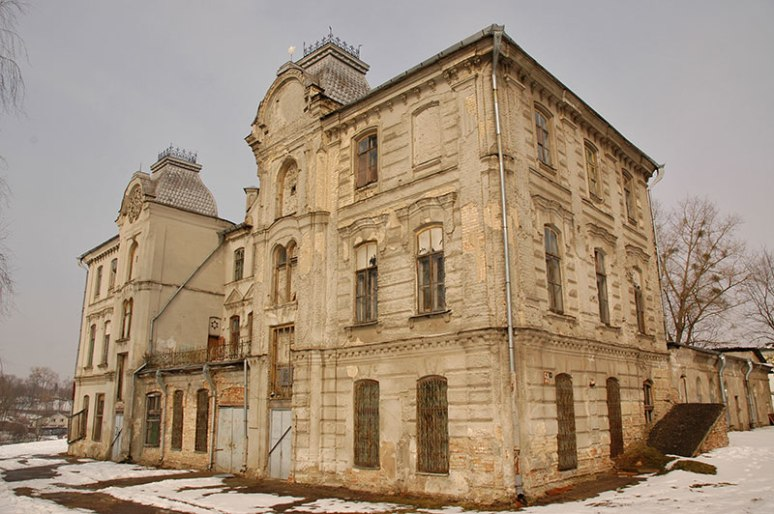 Great Synagogue, Hrodna, Hrodna Region, Belarus