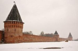 Kremlin, Smolensk, Smolensk Region, Russia
