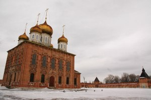 Assumption Cathedral, Tula, Tula Region, Russia