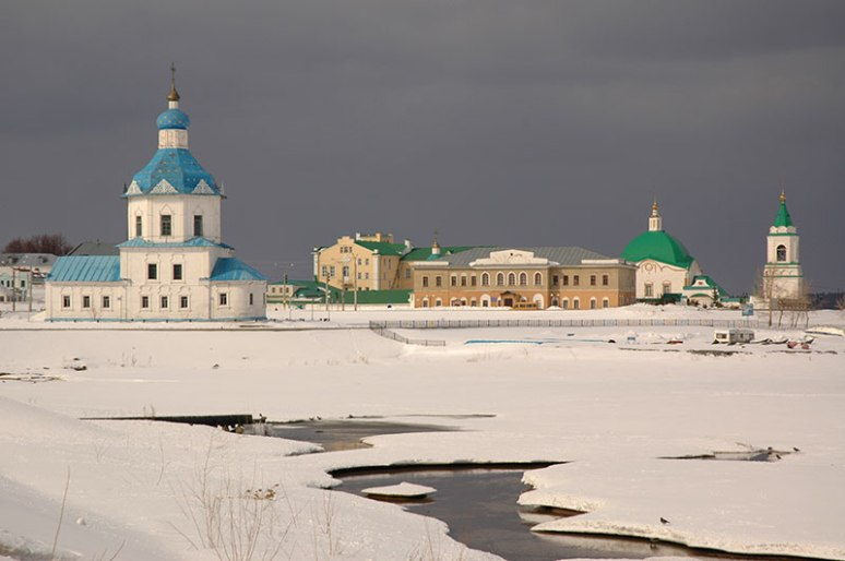 Assumption Church, Cheboksary, Chuvash Republic, Russia