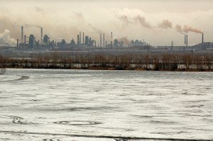 Magnitogorsk Iron And Steel Works, Magnitogorsk, Chelyabinsk Region, Russia