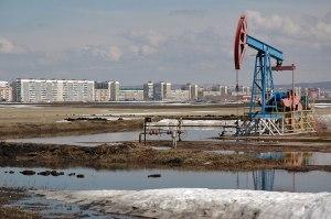 Oil Well, Salavat, Bashkortostan Republic, Russia