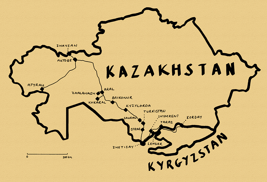 dating με ακτό Καζακστάν