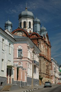 St Michael Church, Yelets, Lipetsk Region, Russia