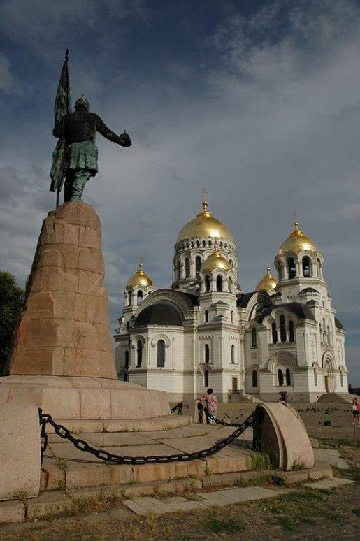 Ascension Cathedral, Novocherkassk, Rostov Region, Russia