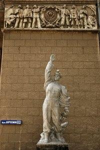 Miner Monument, Donetsk, Donetsk Region, Ukraine