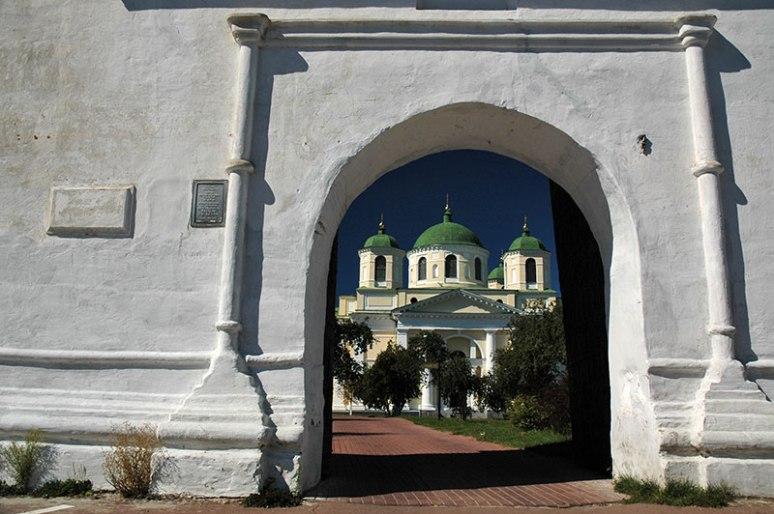 Transfiguration Of The Saviour Monastery, Novhorod Siverskyi, Chernihiv Region, Ukraine