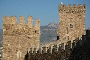Genoese Fortress, Sudak, Crimean Autonomous Republic, Ukraine