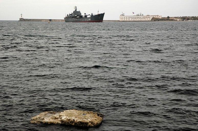 Sevastopol Bay, Sevastopol, Ukraine