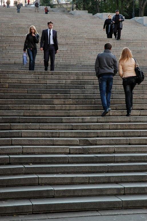 Potemkin Stairs, Odessa, Odessa Region, Ukraine