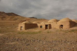 Mud Houses, Do Ab, Herat Province, Afghanistan