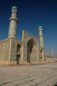 Friday Mosque, Herat, Herat Province, Afghanistan