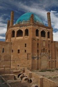 Mausoleum of Hulagu Khan, Soltaniyeh, Zanjan Province, Iran