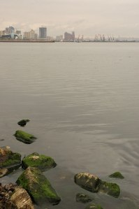 Waterfront, Baku, Absheron Region, Azerbaijan