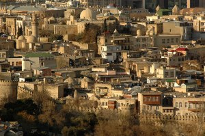Old City, Baku, Absheron Region, Azerbaijan
