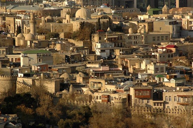 Old City, Baku, Absheron Region, Azerbaijan