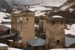 Chazhashi, Samegrelo-Zemo Svaneti Region, Georgia