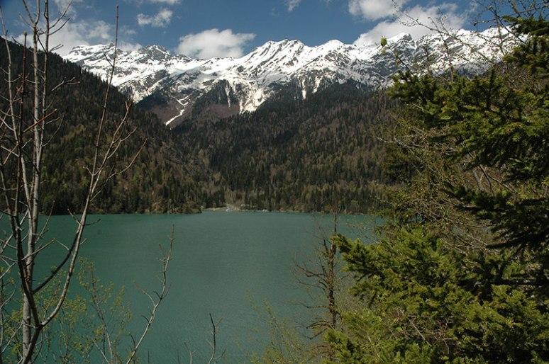 Lake Ritsa, Abkhazia