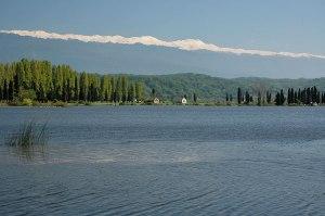 Inkiti Lake, Inkiti, Abkhazia