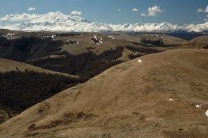 Mt Elbrus (5642 m), Karachay Cherkess Republic, Russia