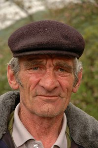 Ossetian Man, near Dzaw, South Ossetia