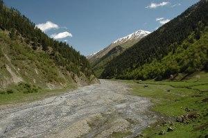 Zgubir Valley, South Ossetia