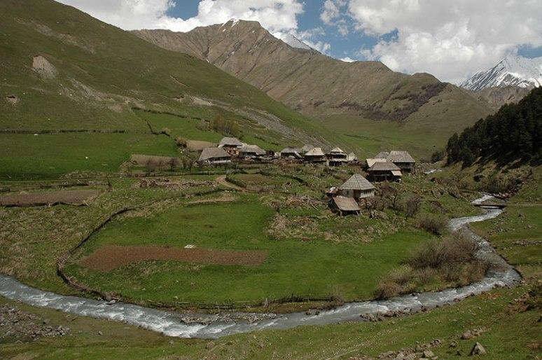 Edys, South Ossetia