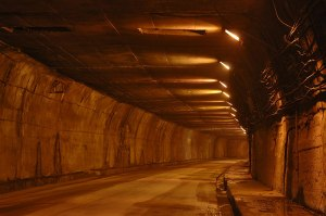 Roki Tunnel, North Ossetia Republic, Russia