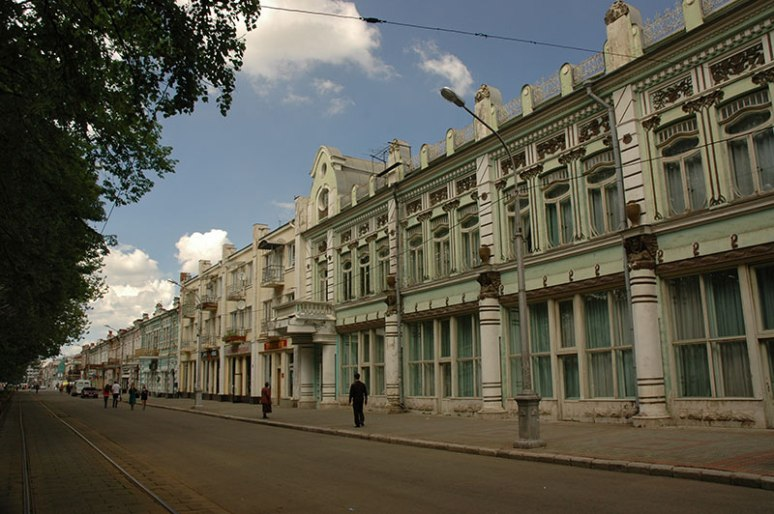 Vladikavkaz, North Ossetia-Alania Republic, Russia
