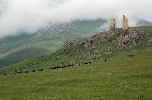 Tsimity, North Ossetia-Alania Republic, Russia