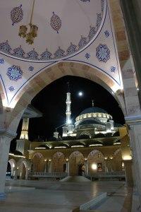 Akhmet Kadyrov Mosque, Grozny, Chechen Republic, Russia