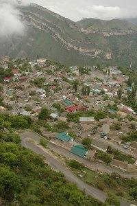 Gunib,Dagestan Republic, Russia