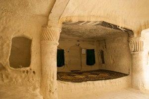 Shakpak-Ata Underground Mosque, Mangystau Region, Kazakhstan