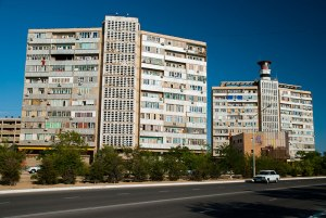 Apartment Lighthouse, Aktau, Mangystau Region, Kazakhstan