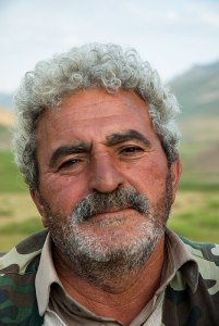 Shepherd, Vararu, Mazandaran Province, Iran