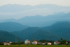 Alborz Mountains, near Chaboksar, Gilan Province, Iran