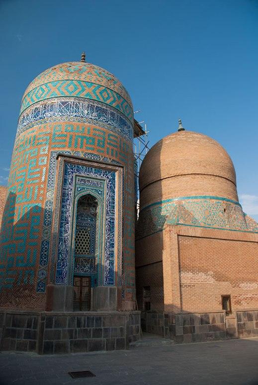 Mausoleum of Sheikh Safi-ad Din, Ardabil, Ardabil Province, Iran