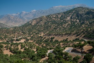 Dena Range, Kohgiluyeh and Boyer-Ahmad Province, Iran