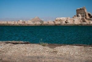 Takht-e Soleyman, West Azerbaijan Province, Iran
