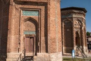 Borj-e Modavar and Gonbad-e Kabud, Maragheh, East Azerbaijan Province, Iran