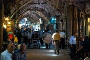 Bazaar, Tabriz, East Azerbaijan Province, Iran