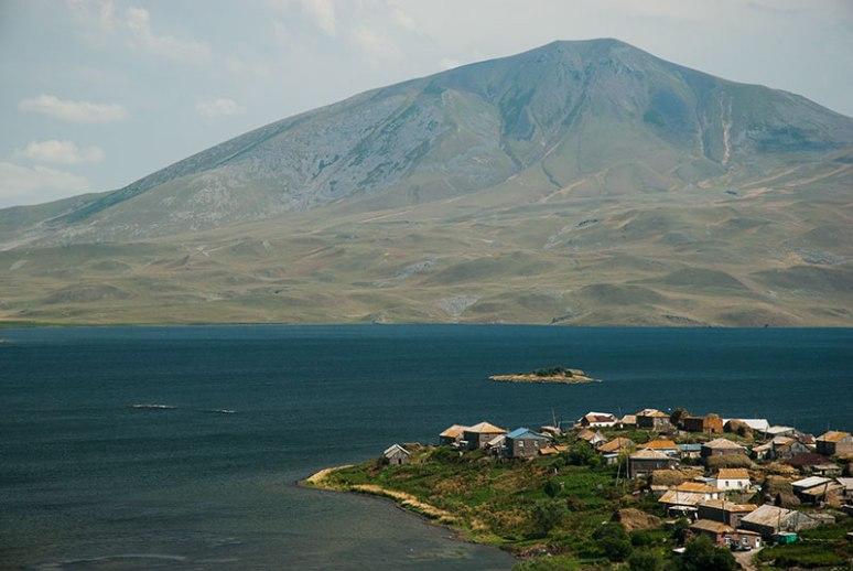 Lake Tabatskuri, Samtskhe-Javakheti Region, Georgia